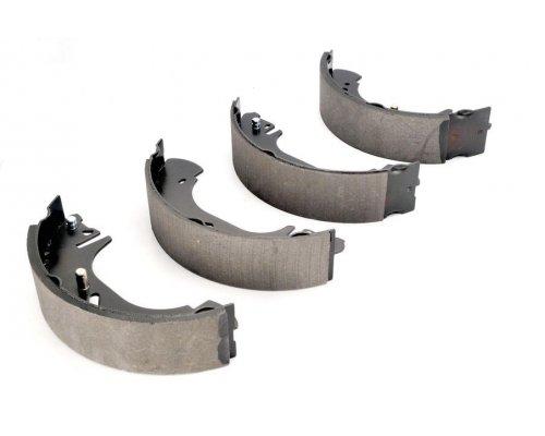 Тормозные колодки задние барабанные (280х65мм) Renault Master II / Opel Movano 1998-2010 2089 TOMEX (Польша)