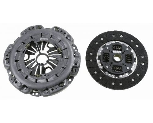Комплект сцепления (корзина + диск) MB Sprinter 906 (двигатель OM646) 2.2CDI 2006- 3000951188 SACHS (Германия)