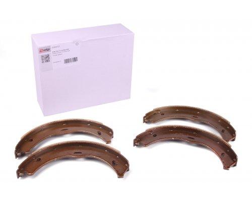 Колодки ручника (186x20) MB Vito 639 2003- 209053 SOLGY (Испания)