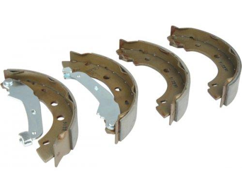 Тормозные колодки задние барабанные (203x39мм) Renault Kangoo 97-08 209083 SOLGY (Испания)
