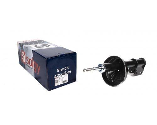 Амортизатор передний (масляный) Renault Kangoo / Nissan Kubistar 97-08 211023 SOLGY (Испания)