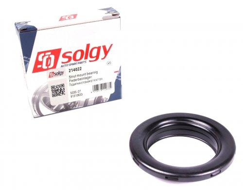 Подшипник опорный переднего амортизатора Peugeot Partner / Citroen Berlingo 1996-2011 214022 SOLGY (Испания)