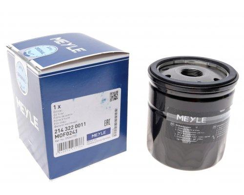Масляный фильтр Citroen Jumper II / Peugeot Boxer II 2.0 BlueHDi / 2.2 BlueHDi 2006- 2143220011 MEYLE (Германия)