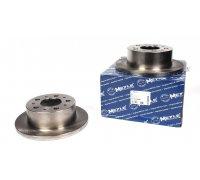 Тормозной диск задний (280x16мм, R16) Fiat Ducato / Citroen Jumper / Peugeot Boxer 2002-2006 2155230006 MEYLE (Германия)