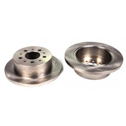Тормозной диск задний (280x16мм, R15) Fiat Ducato / Citroen Jumper / Peugeot Boxer 2002-2006 2155230012 MEYLE (Германия)