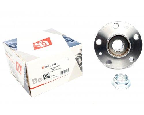 Подшипник ступицы задний (ступица, с ABS) Fiat Scudo / Citroen Jumpy / Peugeot Expert 1995-2006 216120 SOLGY (Испания)