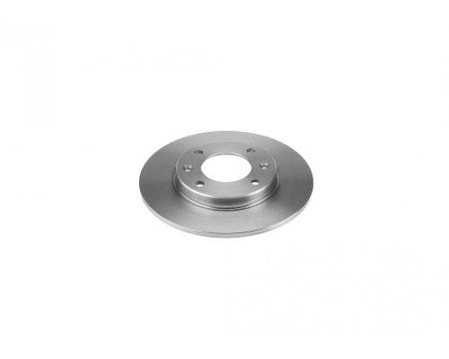 Тормозной диск задний (247x9мм) Peugeot Partner / Citroen Berlingo 1996-2011 21966 FEBI (Германия)