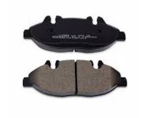Тормозные колодки передние (система Bosch) MB Vito 639 2003- 22-0575-0 METELLI (Италия)