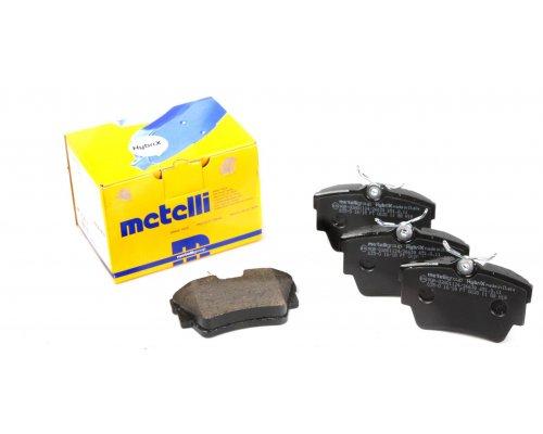 Тормозные колодки задние Renault Trafic II / Opel Vivaro A 2001-2014 22-0635-0 METELLI (Италия)