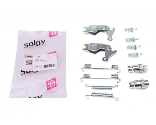 Ремкомплект колодок ручника MB Sprinter 906 2006- 223007 SOLGY (Испания)
