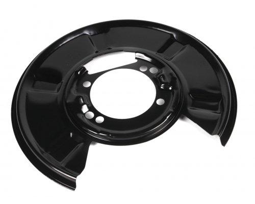 Защита колодок ручника VW Crafter 2006- 223011 SOLGY (Испания)