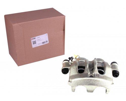 Суппорт тормозной передний левый (диаметр поршня 48мм, BREMBO) MB Sprinter 906 2006- 223023 SOLGY (Испания)
