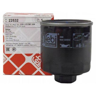 Масляный фильтр Fiat Ducato / Citroen Jumper / Peugeot Boxer 2.0 (бензин) / 1.9D / 1.9TD / 2.0JTD / 2.0HDi / 2.2HDi 1994-2006 22532 FEBI (Германия)