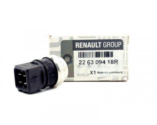 Датчик температуры охлаждающей жидкости (контактов 4) Nissan Interstar / Opel Movano 1.8dCI / 1.9dCI / 2.2dCI / 2.5dCI 1998-2010 226309418R RENAULT (Франция)
