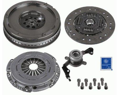 Демпфер / маховик + комплект сцепления MB Vito 639 (двигатель OM651) 2.2CDI 2010- 2290601108 SACHS (Германия)
