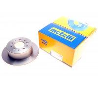 Тормозной диск задний (280x16мм, R15) Fiat Ducato / Citroen Jumper / Peugeot Boxer 2002-2006 23-0731 METELLI (Италия)