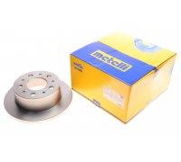 Тормозной диск задний (280x16мм, R16) Fiat Ducato / Citroen Jumper / Peugeot Boxer 2002-2006 23-0732 METELLI (Италия)
