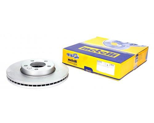 Тормозной диск передний (R16, 308x29.5mm) VW Transporter T5 03- 23-0773C METELLI (Италия)