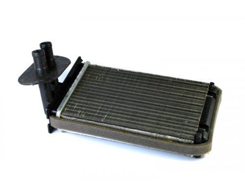 Радиатор печки (с кондиционером, 232х157х42мм) VW Transporter T4 1990-2003 30918158 SWAG (Германия)
