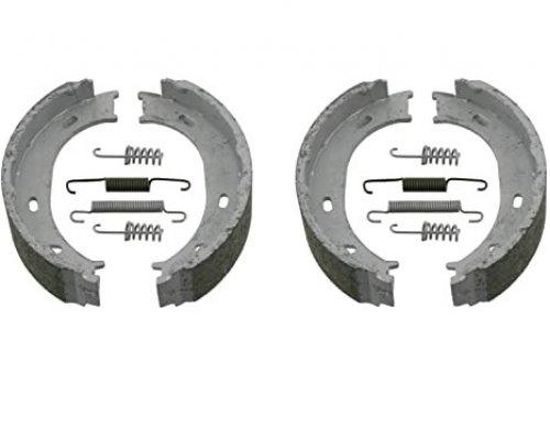 Колодки ручника (с пружинками) MB Sprinter 208-316 1995-2006 23193 FEBI (Германия)