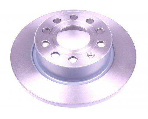 Тормозной диск задний (253х10mm) VW Caddy III 07- 23240 FEBI (Германия)