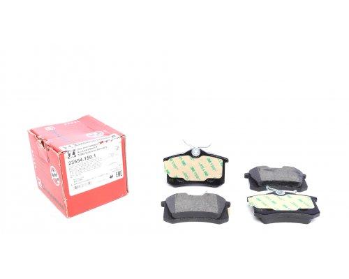Тормозные колодки задние (LUCAS) Fiat Scudo / Citroen Jumpy / Peugeot Expert 1995-2006 23554.150.1 ZIMMERMANN (Германия)
