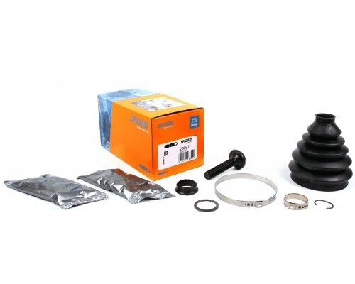 Пыльник шруса наружный (комплект, 29х98х117) VW Caddy III 1.6TDI / 1.9TDI / 2.0SDI 04- 23692 SPIDAN (Германия)