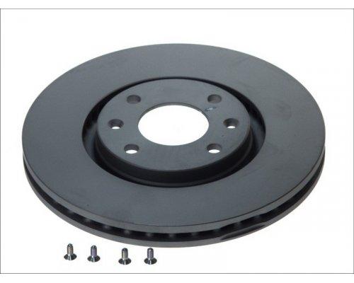 Тормозной диск передний (283x26мм) Peugeot Partner II / Citroen Berlingo II 2008- 24.0126-0120.1 ATE (Германия)