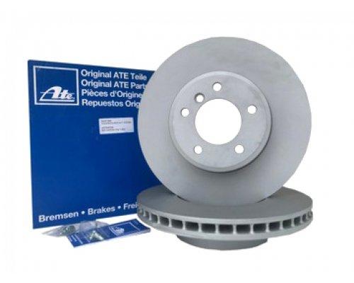 Тормозной диск передний (300х28мм) MB Vito 639 2003- 24.0128-0145.1 ATE (Германия)