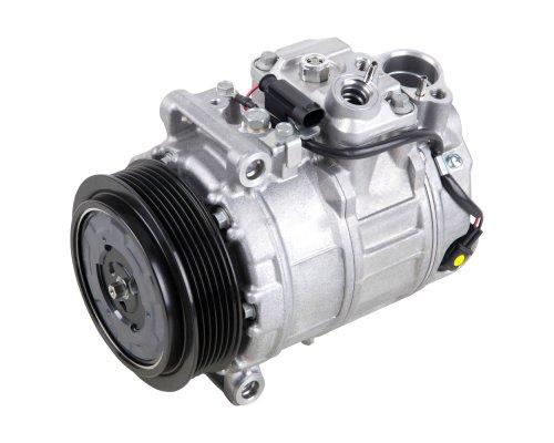 Компрессор кондиционера (двигатель: OM651, тип: 7SEU17C) MB Sprinter 2.2CDI 2006- 240657 CARGO (Дания)