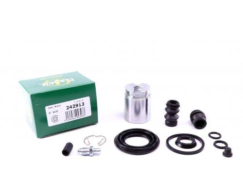 Ремкомплект заднего суппорта (с поршнем, D=42mm) Renault Master II / Opel Movano 1998-2010 242913 FRENKIT (Испания)