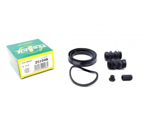 Ремкомплект заднего суппорта без поршня (D=45mm, BOSCH) MB Sprinter 906 2006- 251046 FRENKIT (Испания)