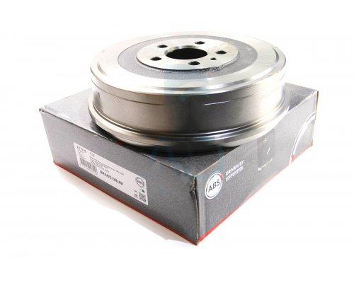 Тормозной барабан задний (d=254мм) Fiat Scudo / Citroen Jumpy / Peugeot Expert 1995-2006 2512S ABS (Нидерланды)