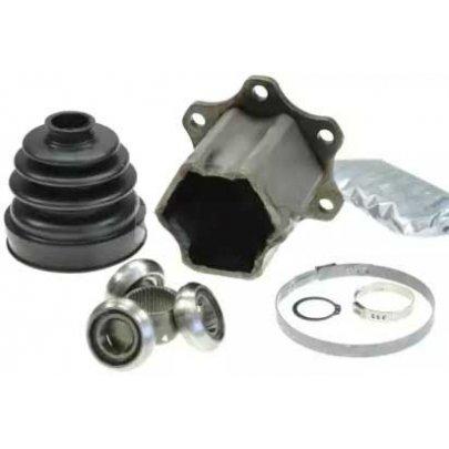 Шрус внутренний (коробка DSG) VW Caddy III 1.9TDI / 2.0TDI (103kW/125kW) 25177 SPIDAN (Германия)