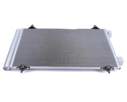 Радиатор кондиционера Fiat Scudo II / Citroen Jumpy II / Peugeot Expert II 1.6HDi, 2.0HDi 2007- 260369 CARGO (Дания)