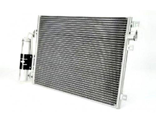 Радиатор кондиционера (550x375x20мм) Renault Kangoo 1997-2008 260440 CARGO (Дания)