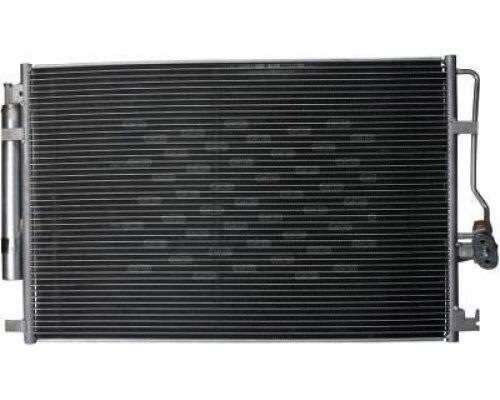 Радиатор кондиционера VW Crafter 2006- 260745 CARGO (Дания)