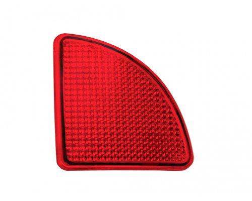 Отражатель заднего бампера правый Renault Kangoo / Nissan Kubistar 1997-2008 2701972 FPS (Тайвань)