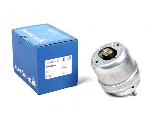 Подушка двигателя передняя правая VW Transporter T4 2.0 / 2.5 / 2.8 (бензин) / 1.9TD / 2.5TDI (75kW / 111kW) 1990-2003 17680 LEMFORDER (Германия)