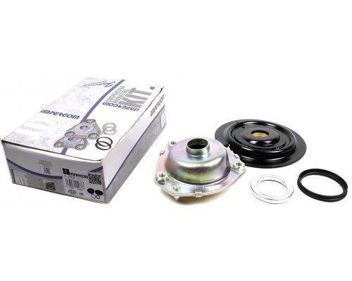 Подушка + подшипник (комплект) переднего левого амортизатора Fiat Ducato / Citroen Jumper / Peugeot Boxer 1994-2006 27808 IMPERGOM (Италия)