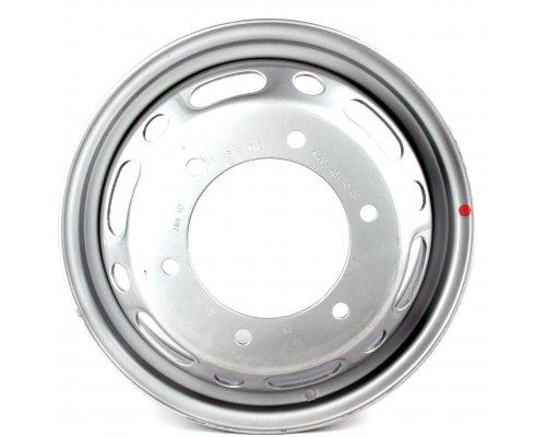 Диск колесный (5.50JxR16 H2; ET111, со сдвоенным колесом) VW Crafter 2006- 2E0601019H VAG (Германия)