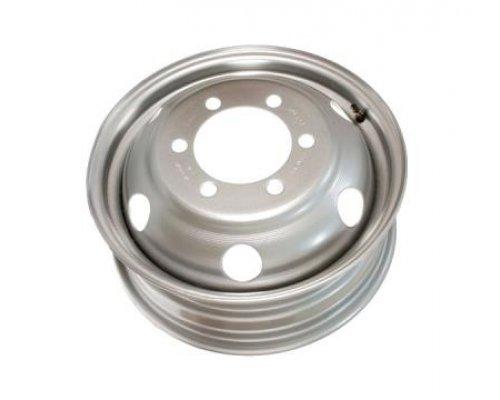Диск колесный (5.50JxR16 H2; ET111, со сдвоенным колесом) VW Crafter 2006- 2E0601019H VTR (Финляндия)