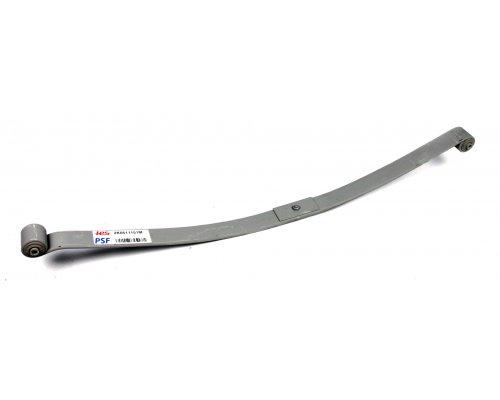 Рессора задняя коренная однолистовая VW Caddy III 04- 2K0511151M0019Z/T TES (Польша)