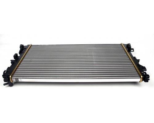 Радиатор охлаждения (механическая КПП) MB Vito 639 2003- 30002356 VAN WEZEL (Бельгия)