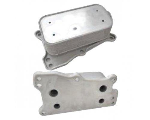 Радиатор масляный / теплообменник MB Vito 639 3.5 (бензин) 2007- 30003687 VAN WEZEL (Бельгия)