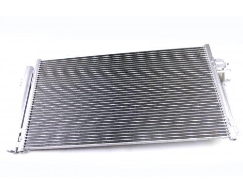 Радиатор кондиционера MB Vito 639 2003- 30005484 VAN WEZEL (Бельгия)