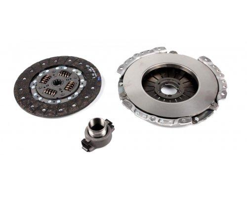 Комплект сцепления (корзина, диск, выжимной, задний привод) Renault Master III / Opel Movano B 2.3dCi 2010- 3000950713 SACHS (Германия)