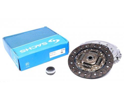 Комплект сцепления (корзина, диск, выжимной) Peugeot Partner II / Citroen Berlingo II 1.2 (бензин) 2008- 3000951013 SACHS (Германия)