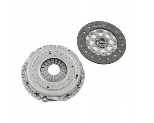 Комплект сцепления (корзина, диск) VW Crafter 2.5TDI 65kW / 80kW / 100kW 2006- 3000951841 SACHS (Германия)
