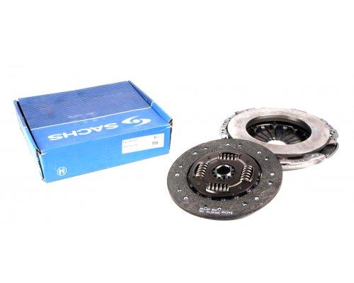 Комплект сцепления (корзина + диск) MB Sprinter 906 (двигатель OM646) 2.2CDI 2006- 3000970098 SACHS (Германия)